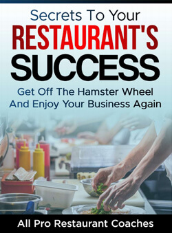 Secrets to Restaurant Success