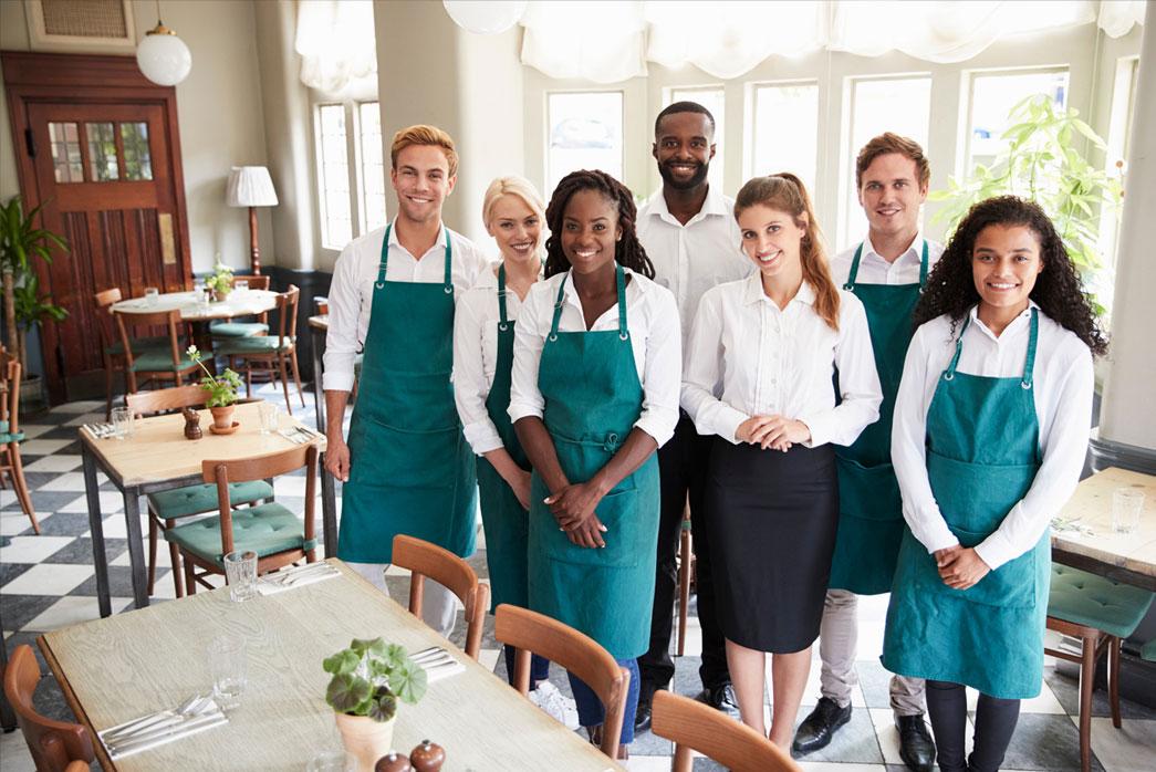 On Demand Restaurant Staffing